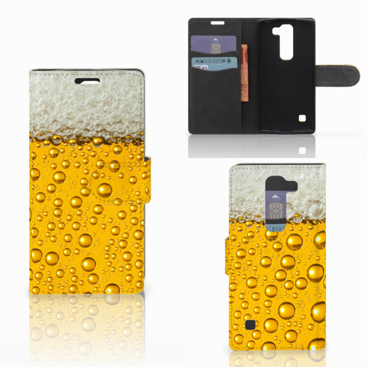 LG Spirit Book Cover Bier