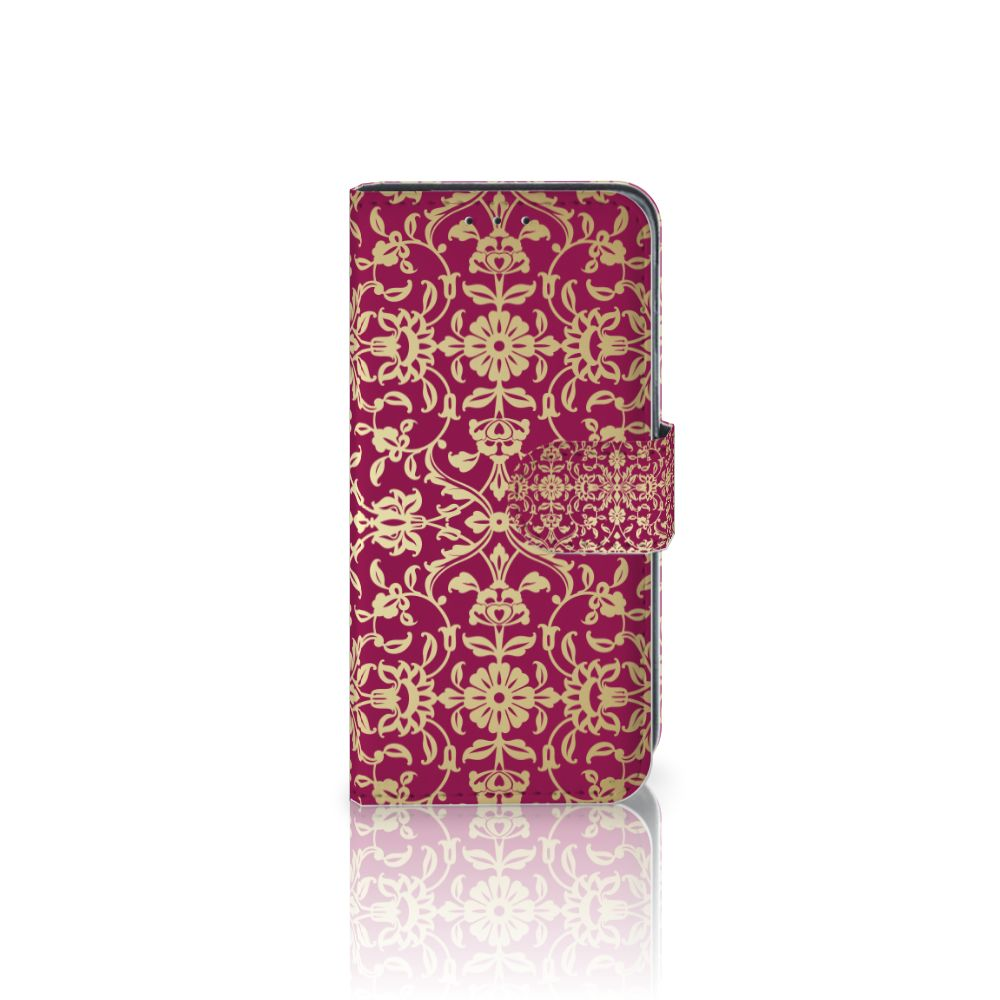 Samsung Galaxy J3 (2018) Boekhoesje Design Barok Pink