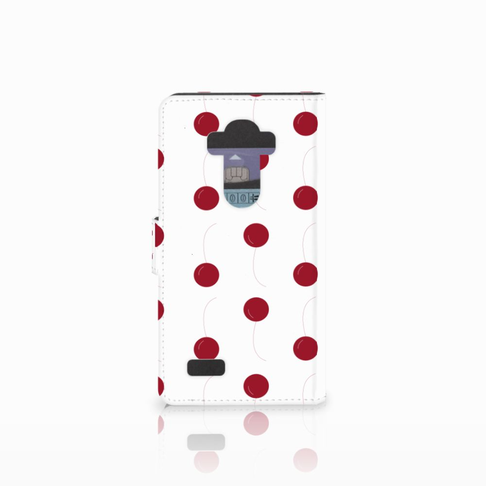 LG G4 Book Cover Cherries