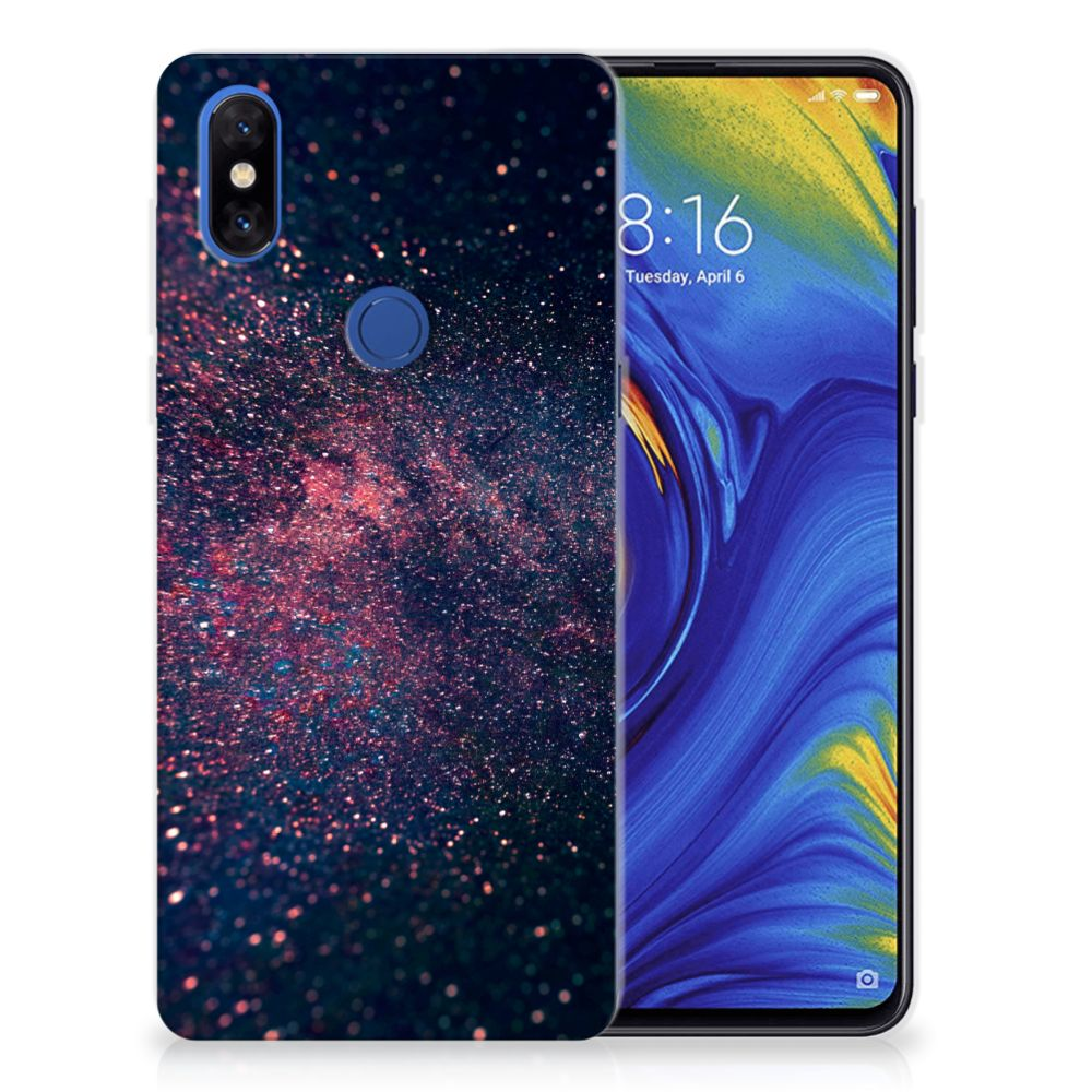 Xiaomi Mi Mix 3 TPU Hoesje Stars