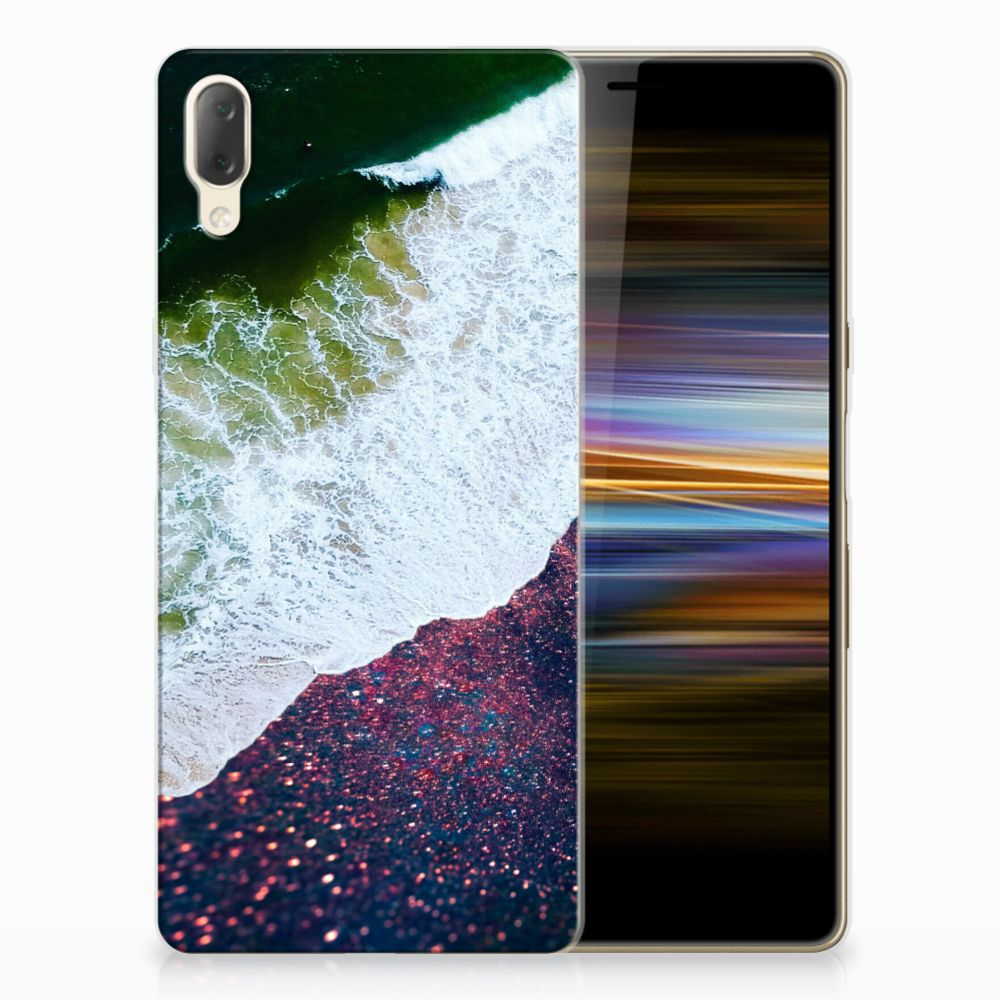 Sony Xperia L3 TPU Hoesje Sea in Space