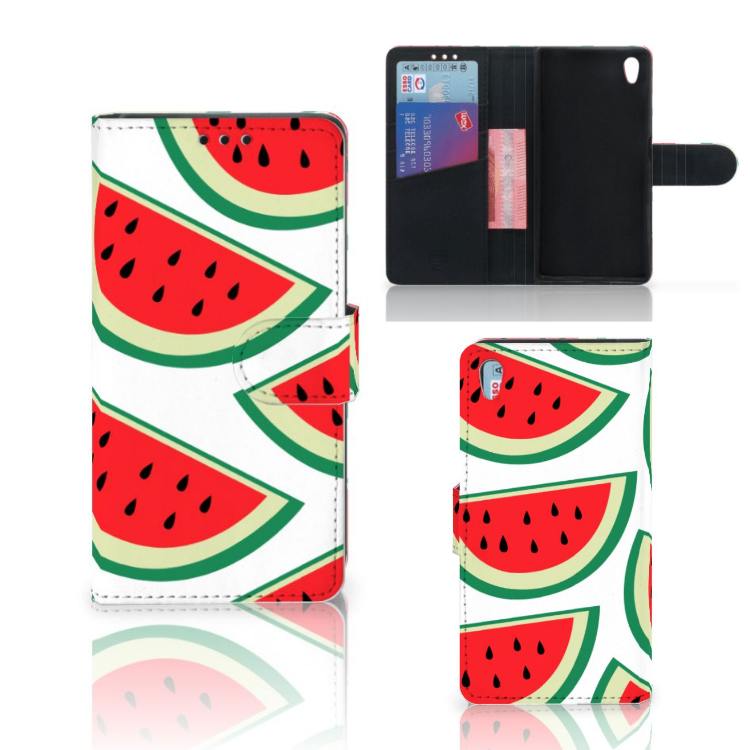 Sony Xperia Z5 | Z5 Dual Book Cover Watermelons