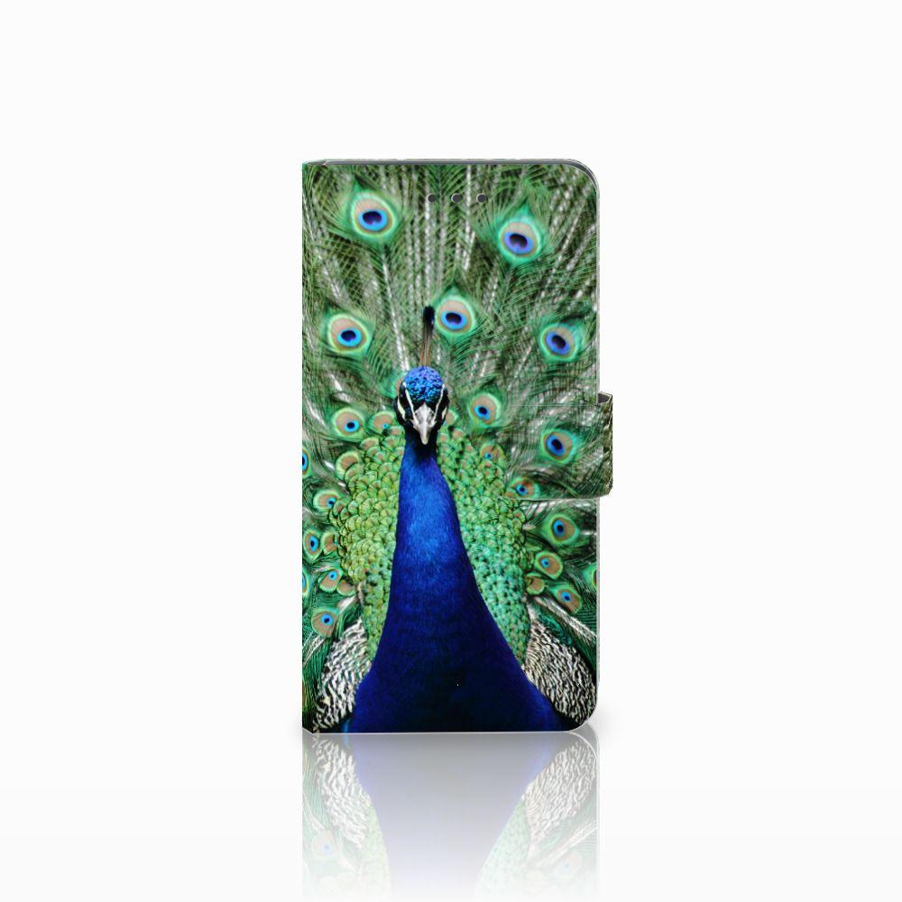Huawei Mate 8 Boekhoesje Design Pauw