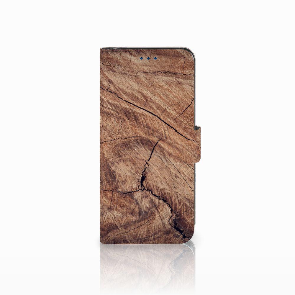Samsung Galaxy S8 Boekhoesje Design Tree Trunk