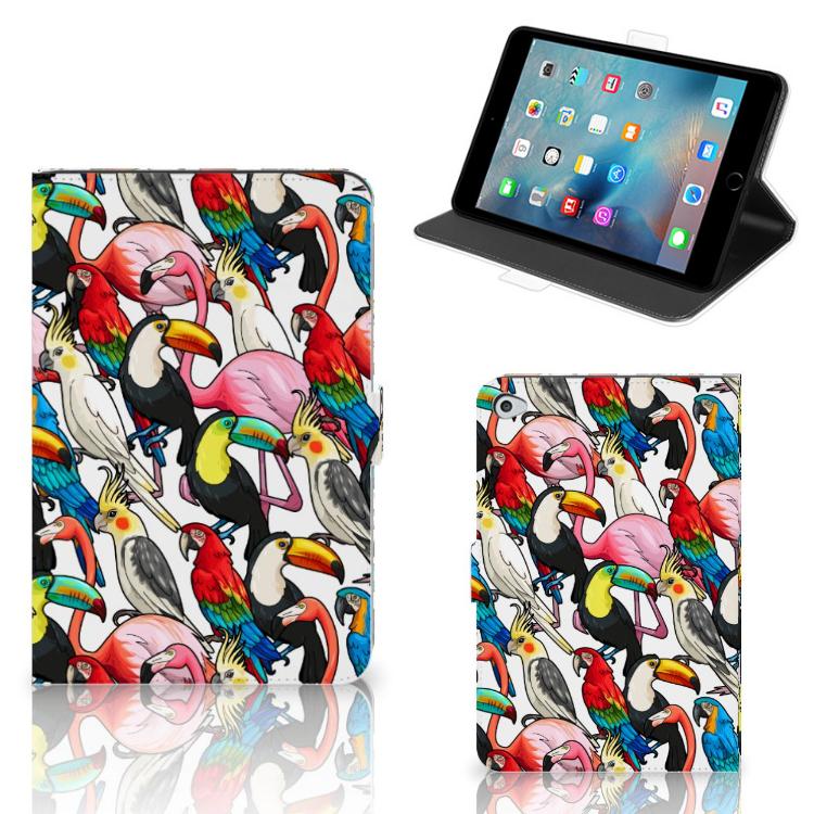 Apple iPad Mini 5 Flip Case Birds