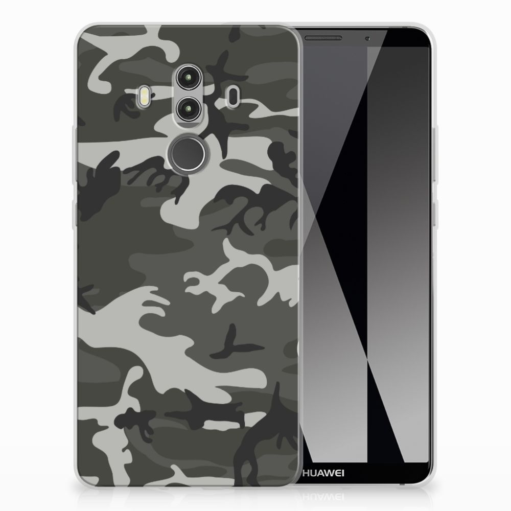 Huawei Mate 10 Pro TPU bumper Army Light