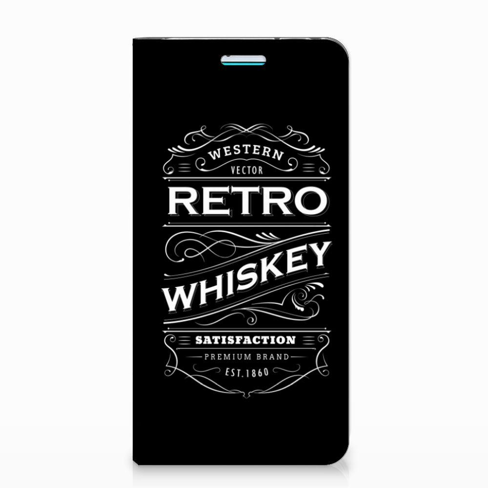 LG G6 Flip Style Cover Whiskey