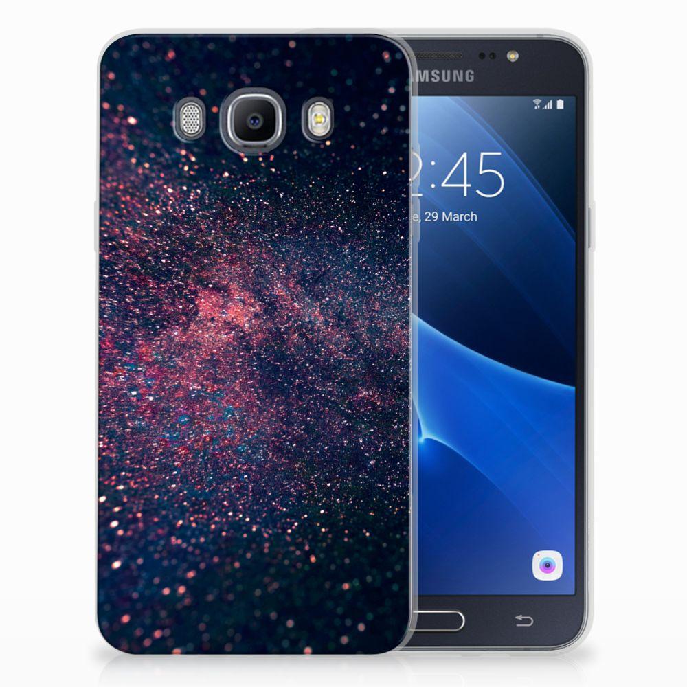 Samsung Galaxy J7 2016 TPU Hoesje Stars