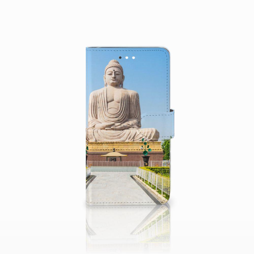 Huawei Ascend G7 Boekhoesje Design Boeddha
