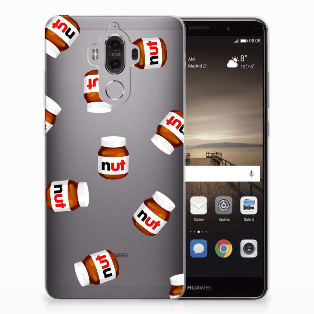 Huawei Mate 9 Siliconen Case Nut Jar