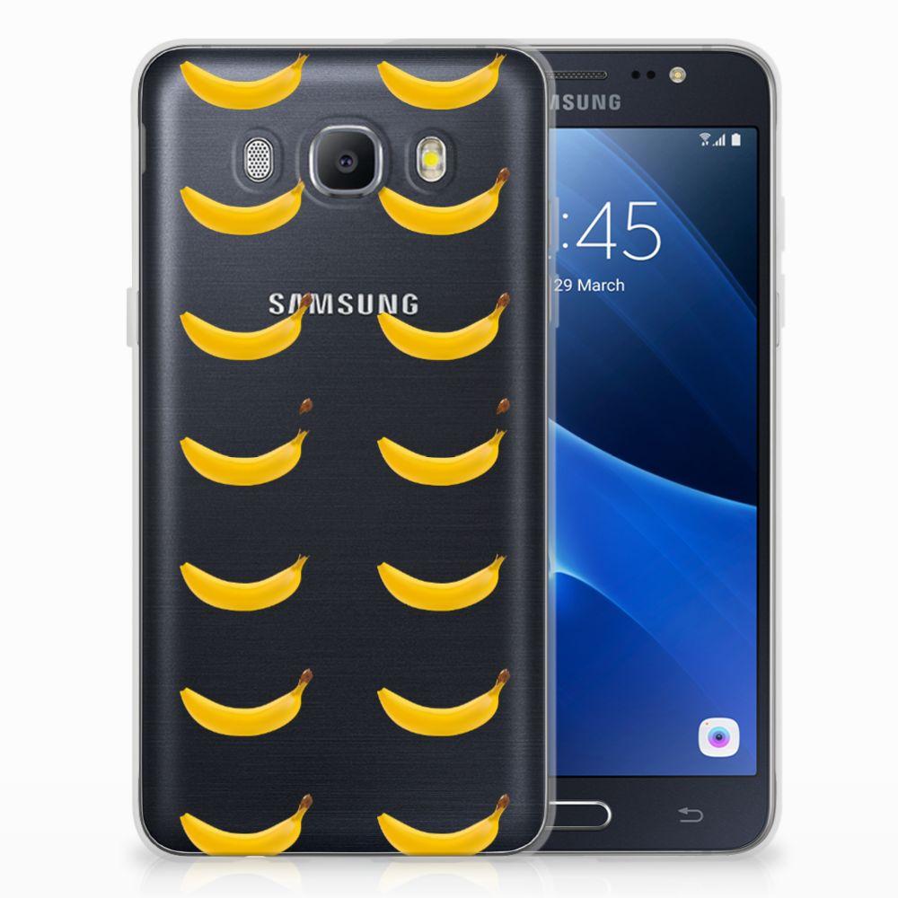 Samsung Galaxy J5 2016 Siliconen Case Banana