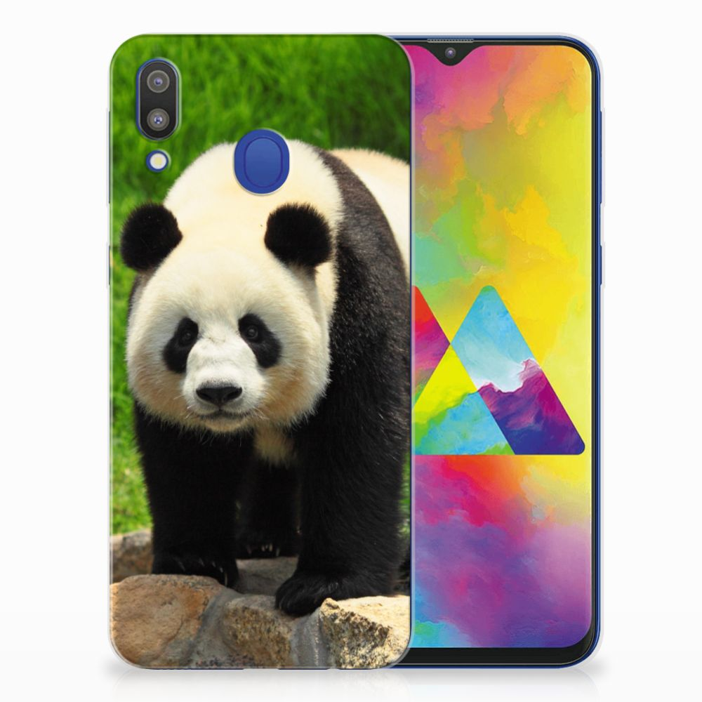 Samsung Galaxy M20 (Power) TPU Hoesje Panda