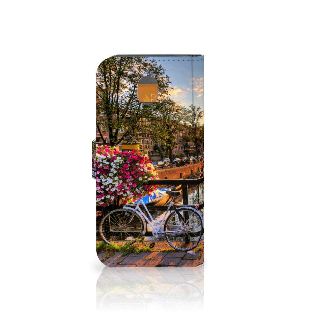 Samsung Galaxy J5 2017 Flip Cover Amsterdamse Grachten