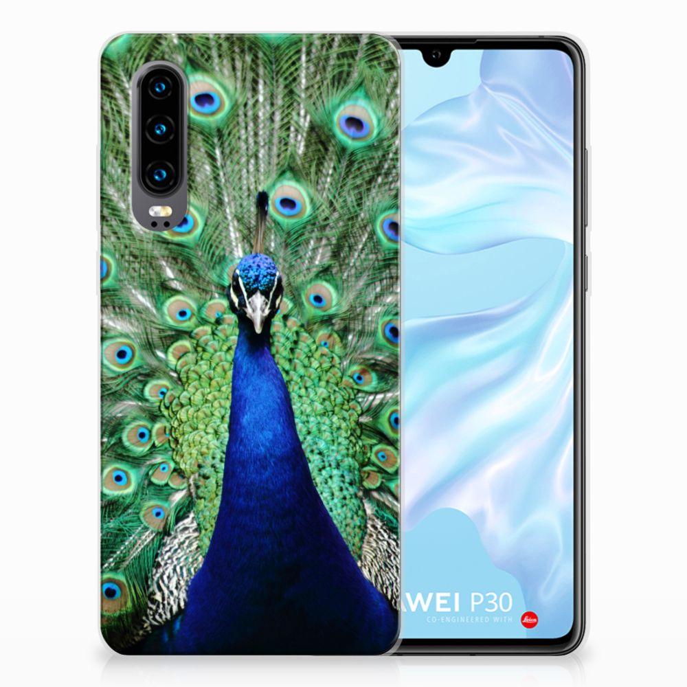 Huawei P30 TPU Hoesje Design Pauw