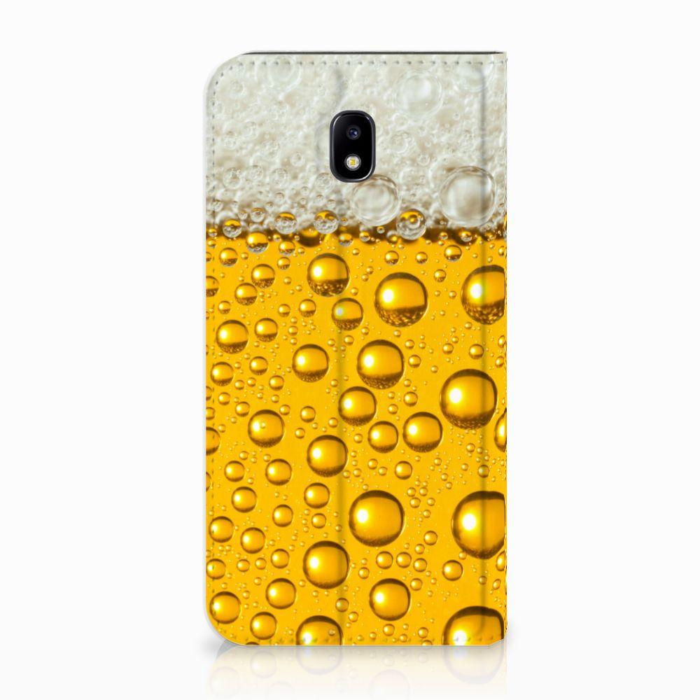 Samsung Galaxy J5 2017 Uniek Standcase Hoesje Bier