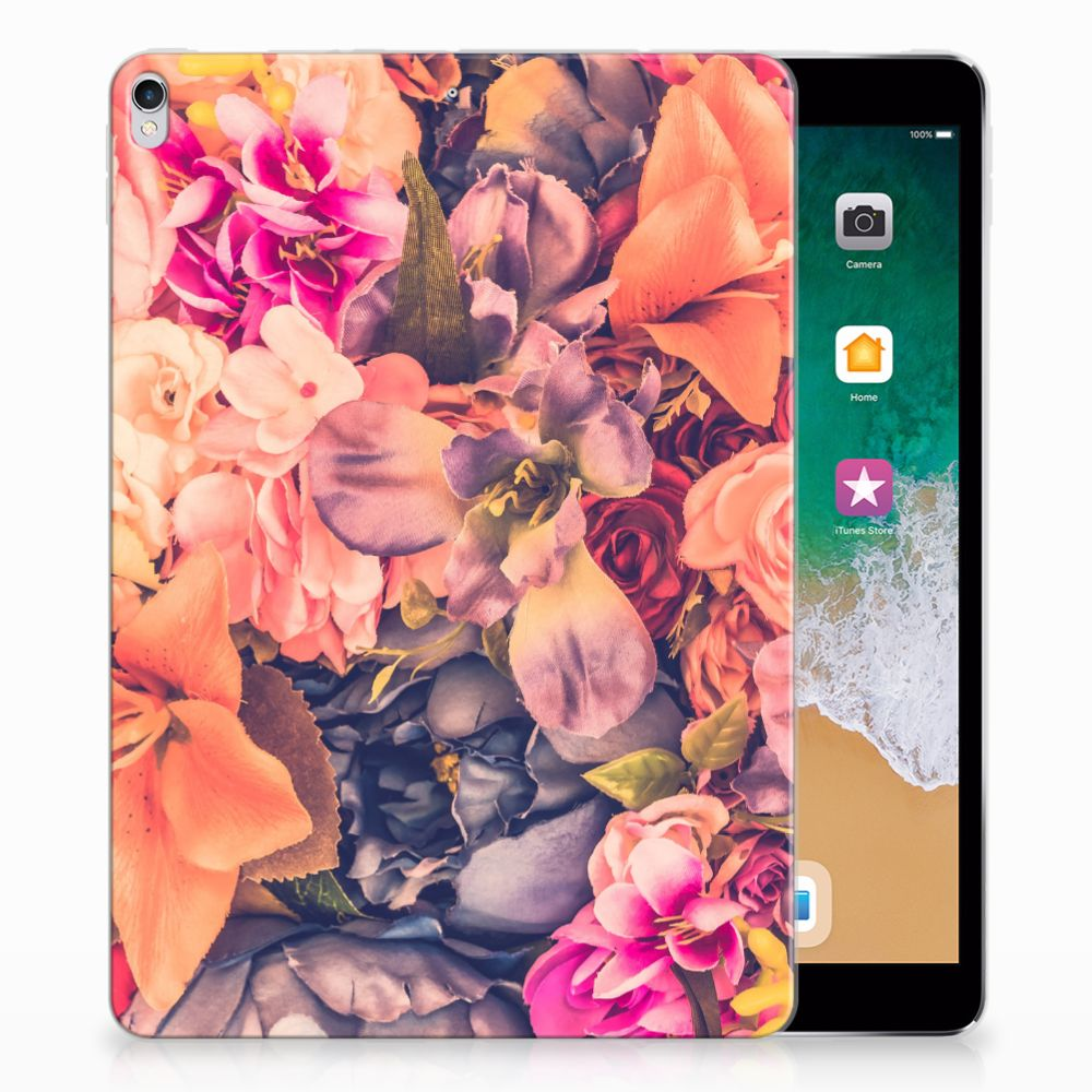 Apple iPad Pro 10.5 Tablethoesje Design Bosje Bloemen
