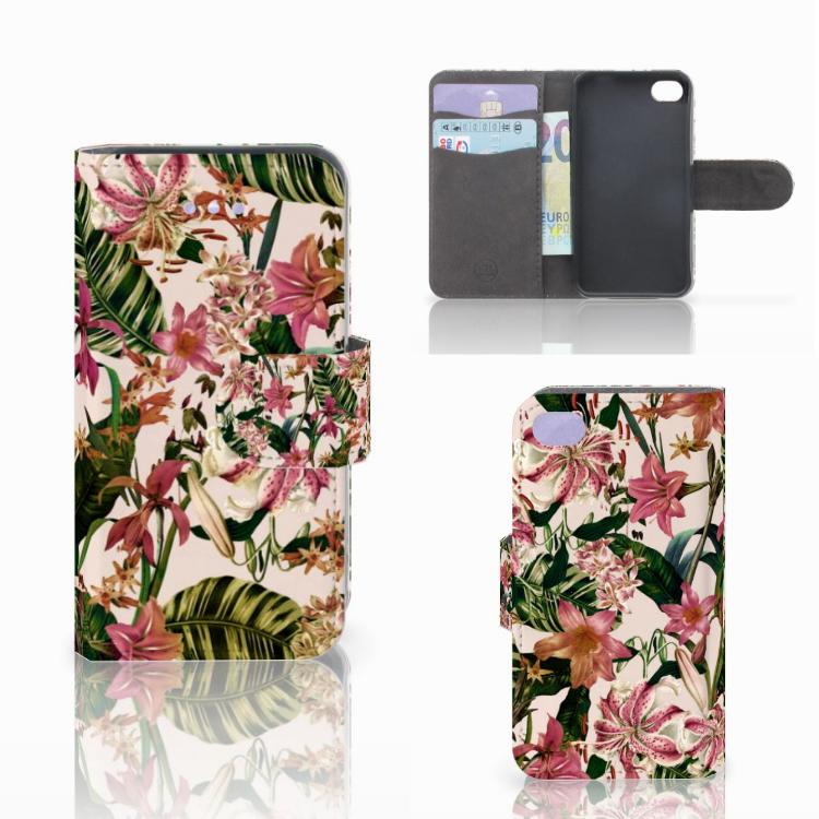 Apple iPhone 4 | 4S Hoesje Flowers