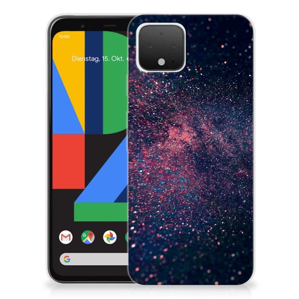 Google Pixel 4 TPU Hoesje Stars