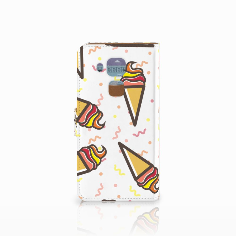 Huawei Nova Plus Book Cover Icecream