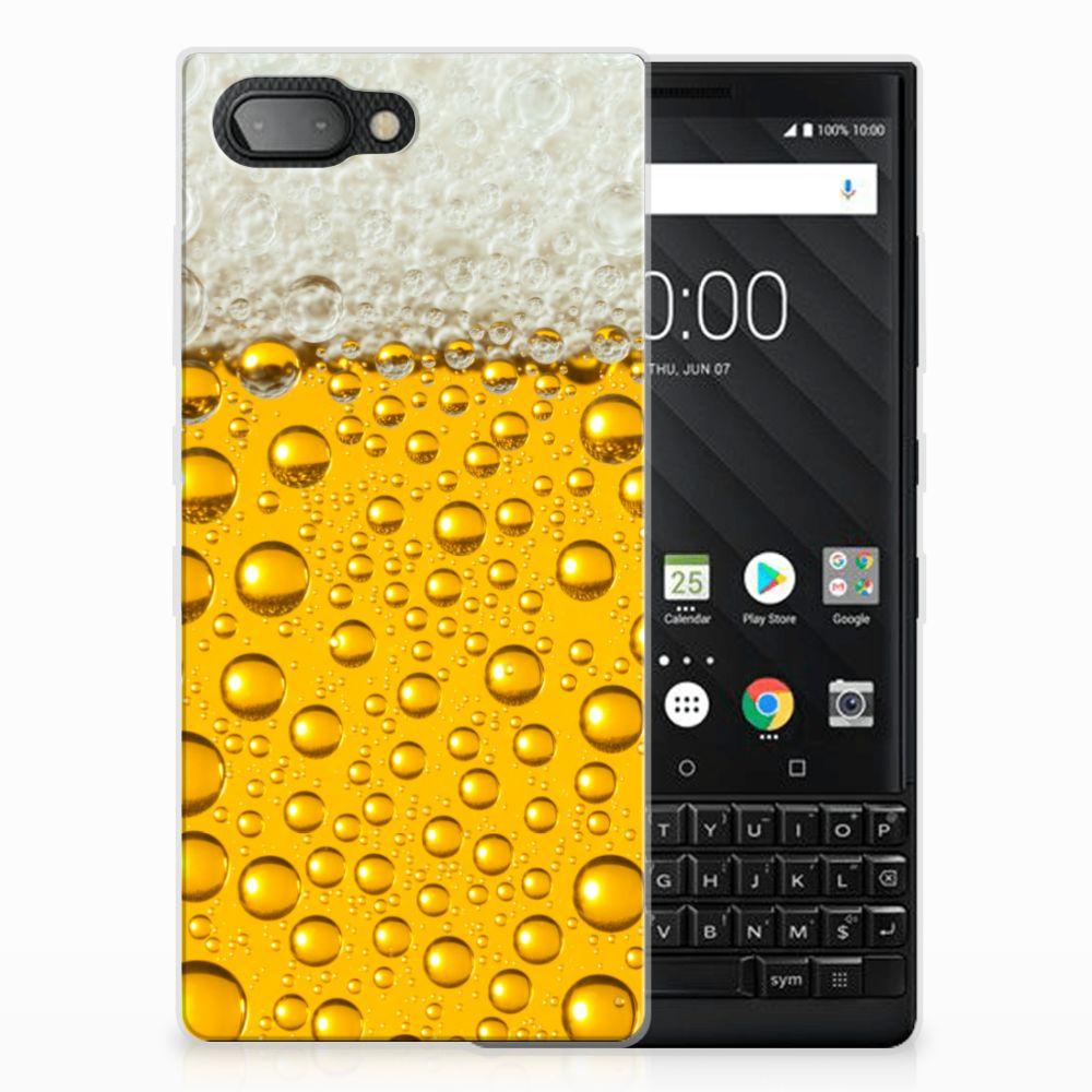 BlackBerry Key2 Siliconen Case Bier