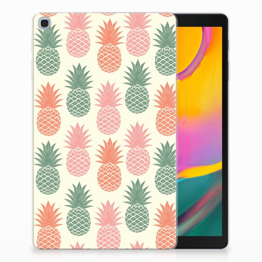 Samsung Galaxy Tab A 10.1 (2019) Tablet Cover Ananas