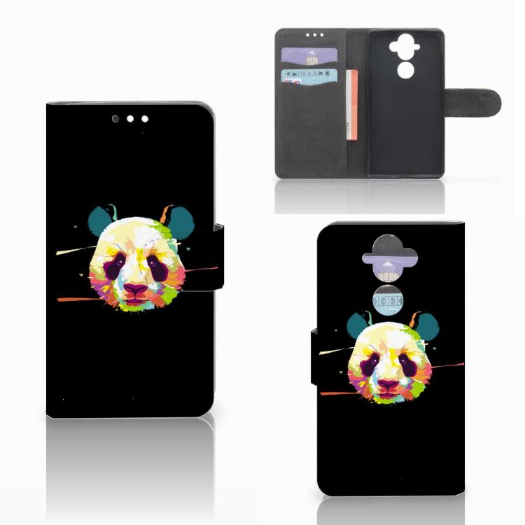 Nokia 8 Sirocco | Nokia 9 Leuk Hoesje Panda Color