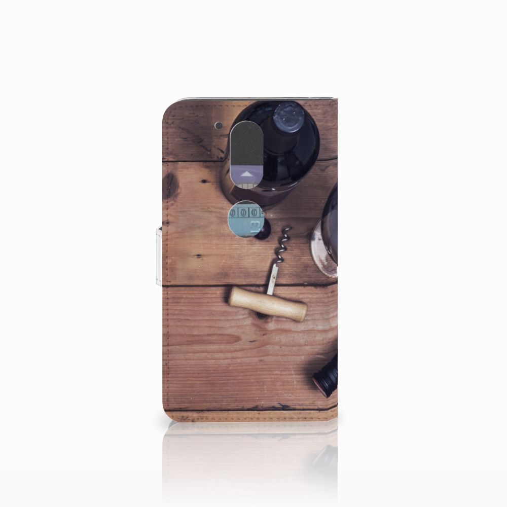 Motorola Moto G4 | G4 Plus Book Cover Wijn
