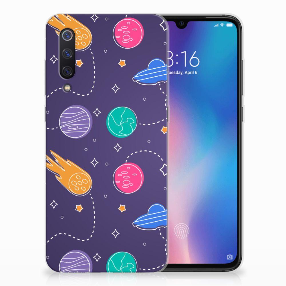Xiaomi Mi 9 Silicone Back Cover Space