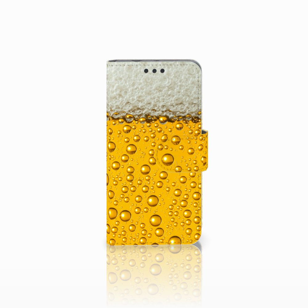 Sony Xperia Z3 Compact Uniek Boekhoesje Bier