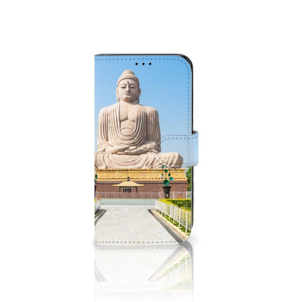 Samsung Galaxy S7 Edge Boekhoesje Design Boeddha