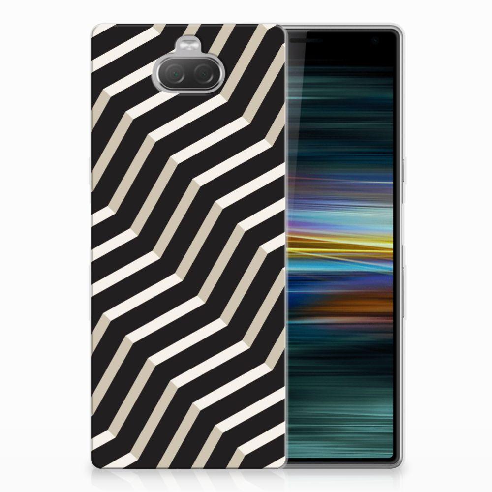 Sony Xperia 10 Plus TPU Hoesje Illusion