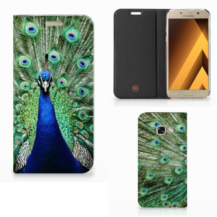 Samsung Galaxy A3 2017 Hoesje maken Pauw