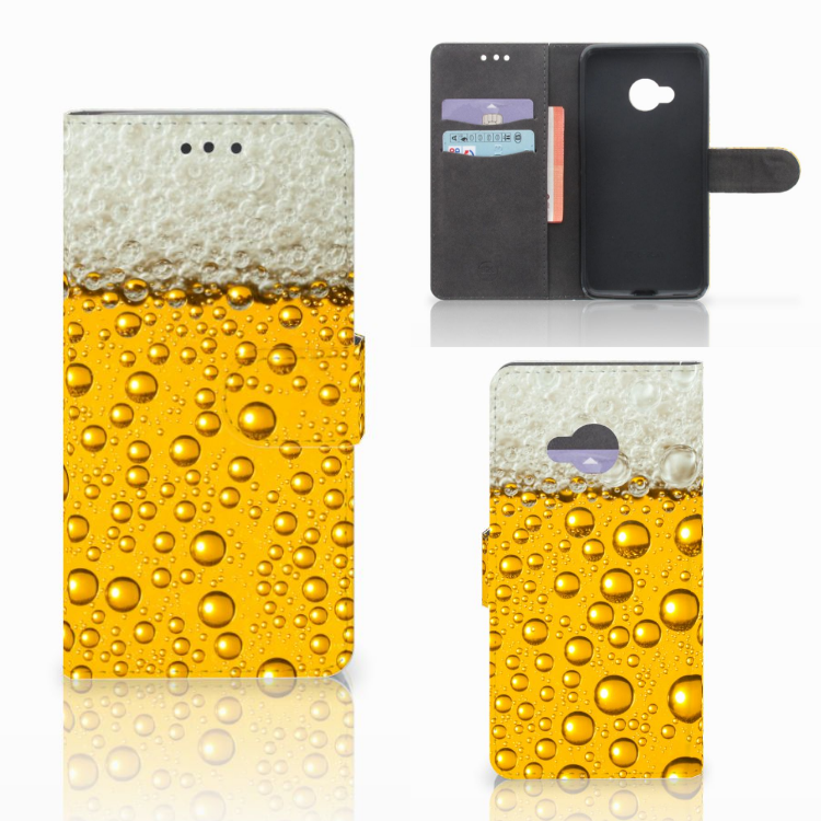 HTC U Play Book Cover Bier