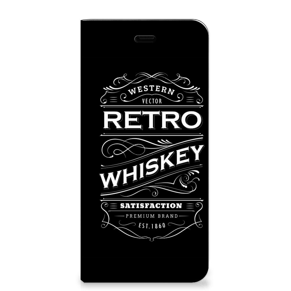 Huawei P10 Flip Style Cover Whiskey
