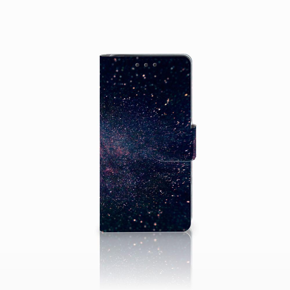 Sony Xperia X Bookcase Stars