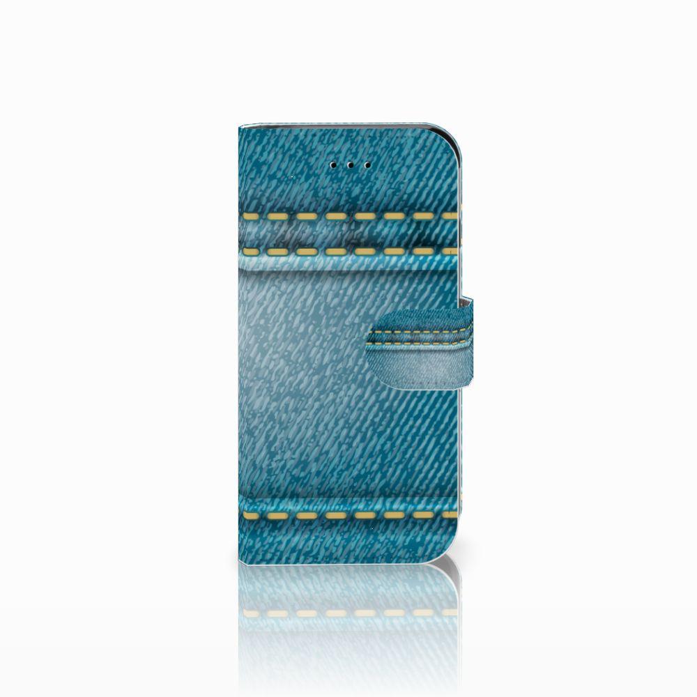 Apple iPhone 6 | 6s Boekhoesje Design Jeans