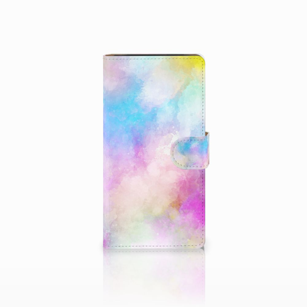 Hoesje Sony Xperia C4 Watercolor Light