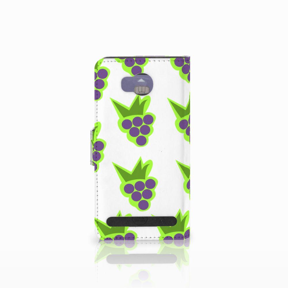 Huawei Y3 2   Y3 II Book Cover Druiven