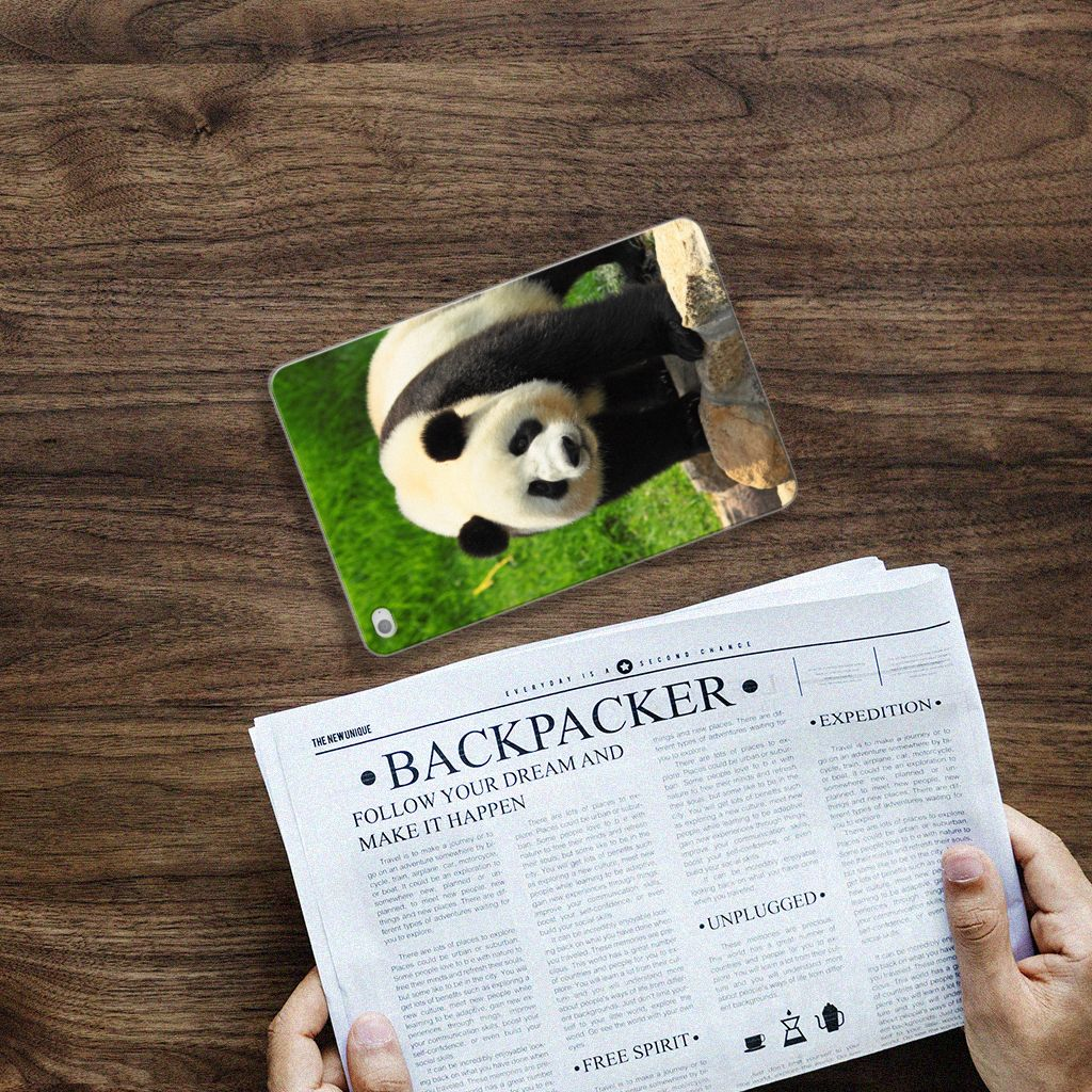 Apple iPad Mini 4 Tablethoesje Design Panda