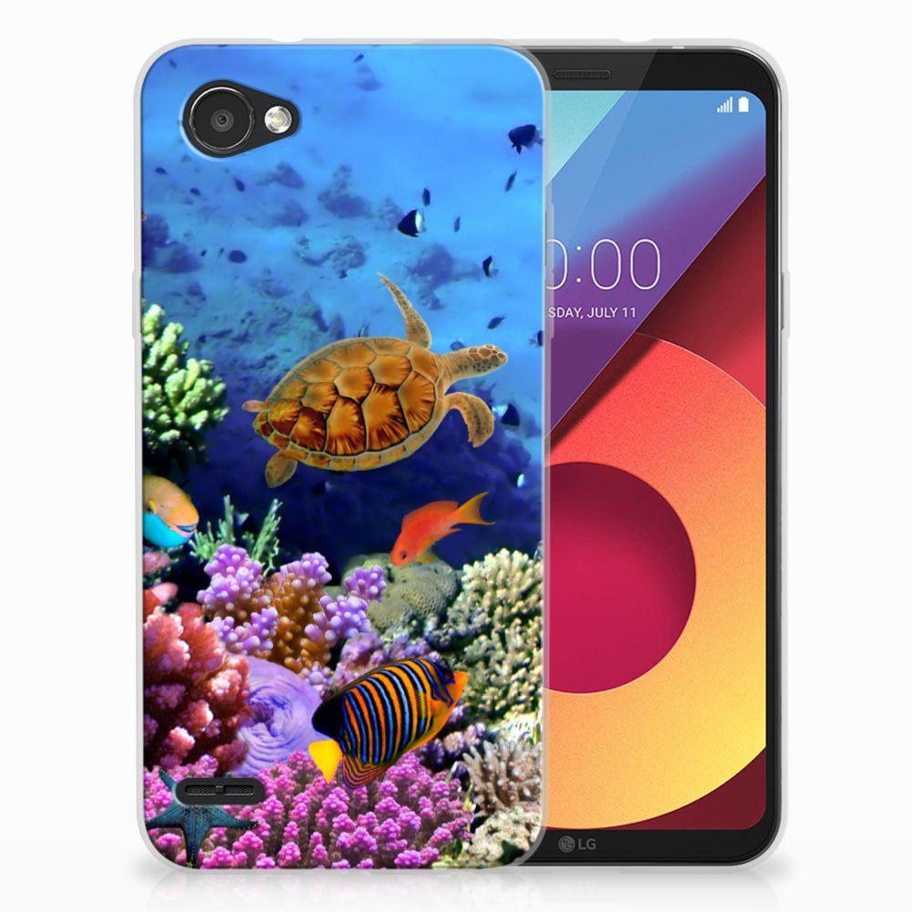 LG Q6 | LG Q6 Plus TPU Hoesje Design Vissen