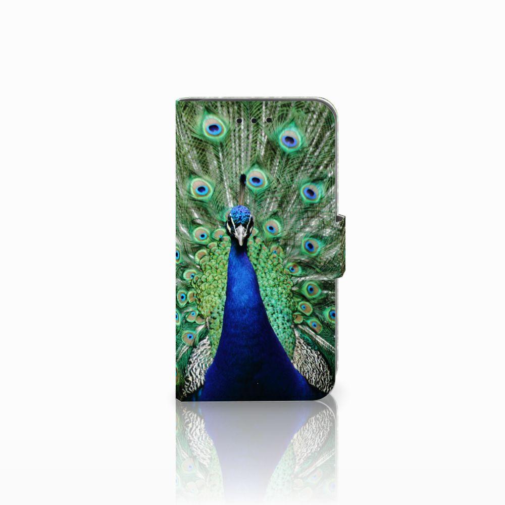 Microsoft Lumia 550 Boekhoesje Design Pauw