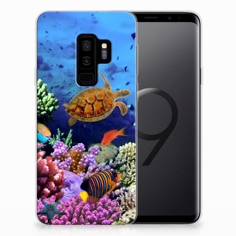 Samsung Galaxy S9 Plus TPU Hoesje Vissen