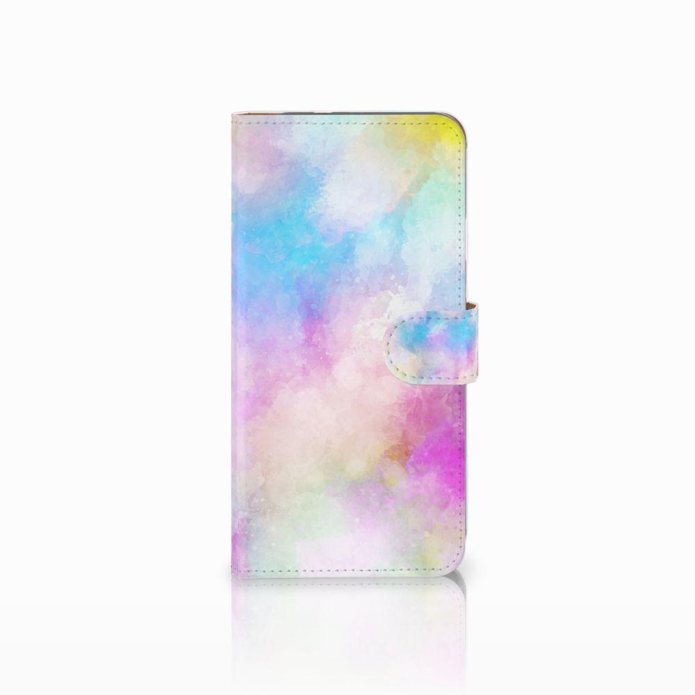 Google Pixel XL Uniek Boekhoesje Watercolor Light