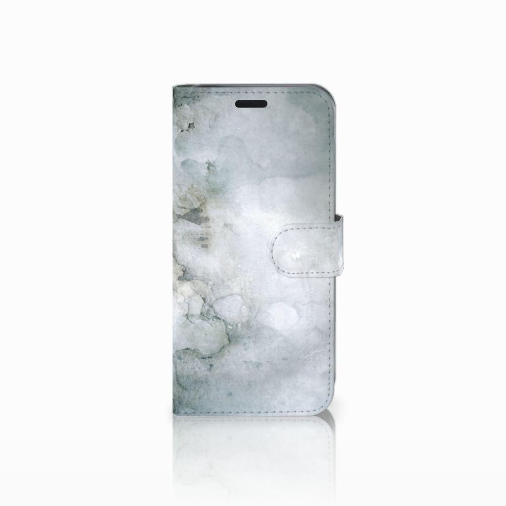 Acer Liquid Z630 | Z630s Uniek Boekhoesje Painting Grey