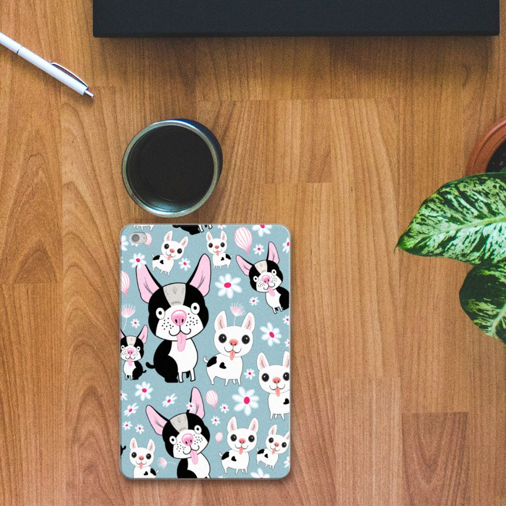 Apple iPad Mini 4   Mini 5 (2019) Back Case Hondjes