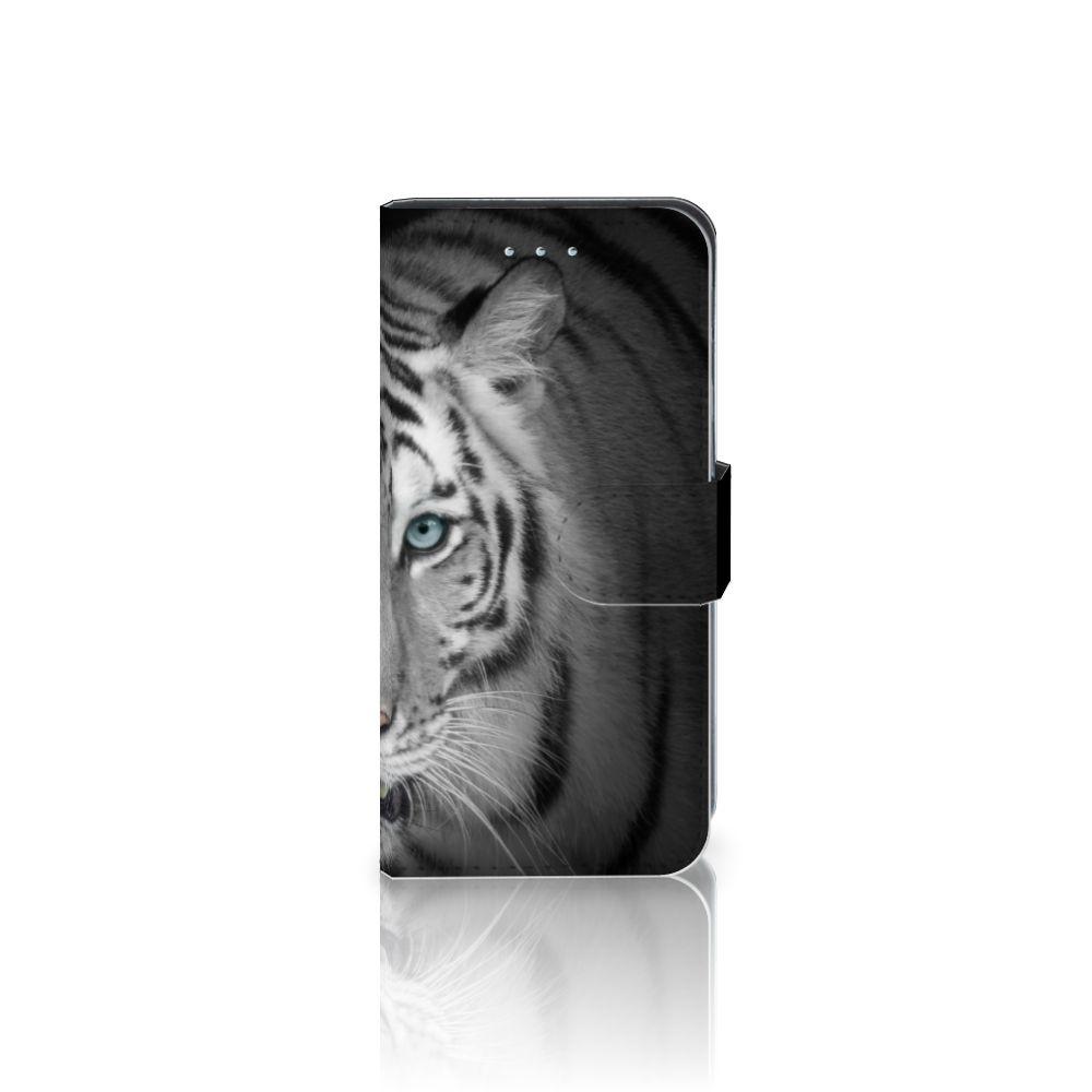 Samsung Galaxy S6 Edge Uniek Boekhoesje Tijger