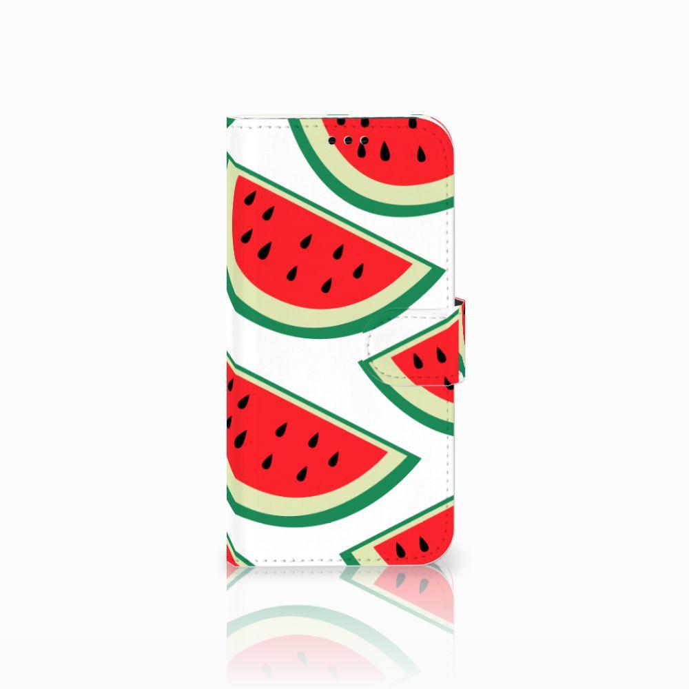 Samsung Galaxy A5 2017 Uniek Boekhoesje Watermelons