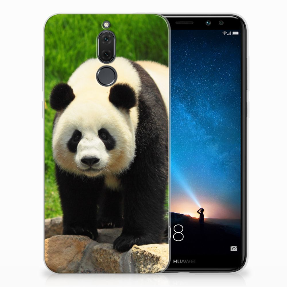 Huawei Mate 10 Lite TPU Hoesje Panda