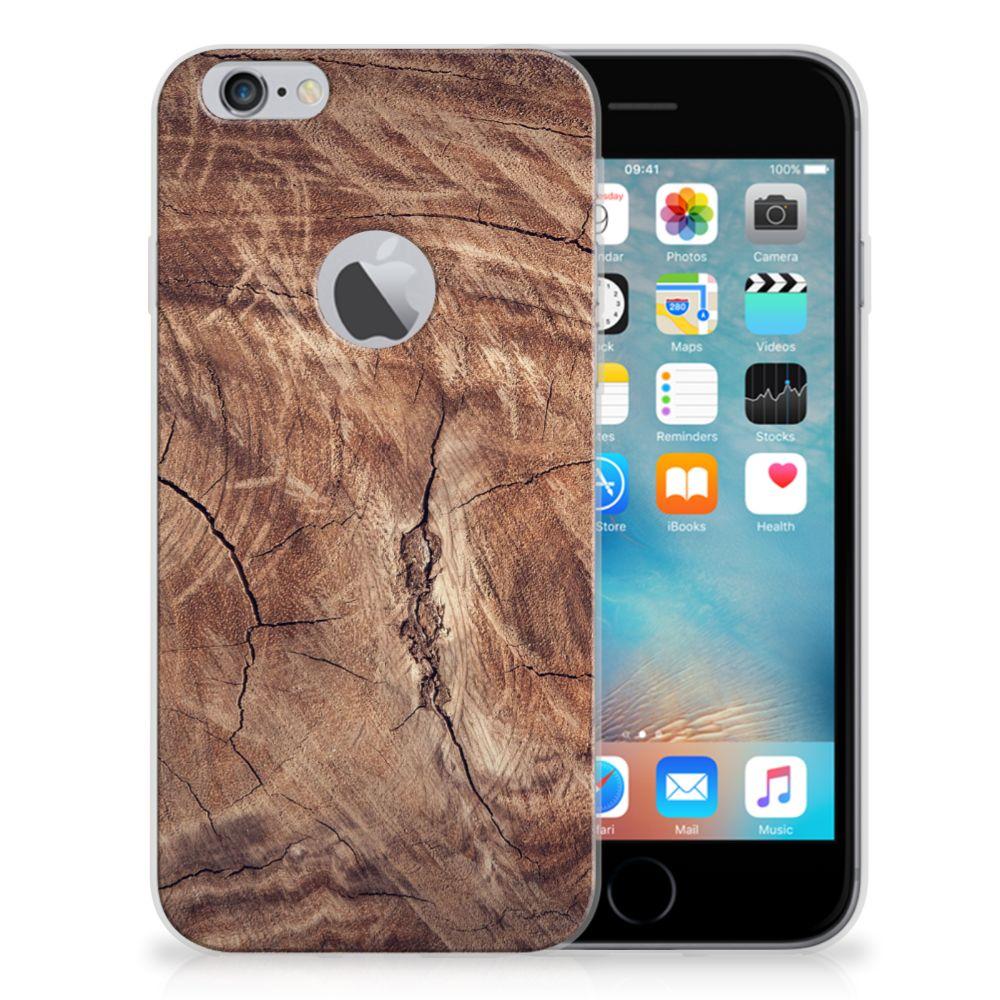 Apple iPhone 6 Plus   6s Plus Bumper Hoesje Tree Trunk