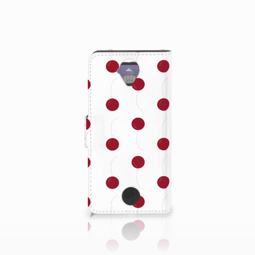 Acer Liquid Z330 Book Cover Cherries